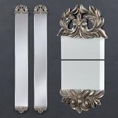 Deknudt Slim Classic Wall Mirror