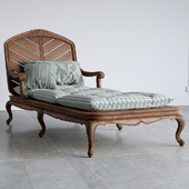 Chelini Art.2160 Outdoor chaise