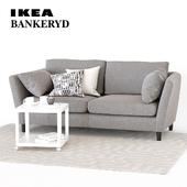 Диван 3-х местный Ikea BANKERYD
