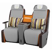 Пассажирские авиа кресла