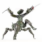 Mantis-battle robot Scout