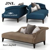 Оттоманка Kent, коллекция Vanhamme, производитель JNL / Kent daybed, Vanhamme, JNL