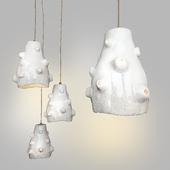 Подвесной светильник дизайн студии Tayga Design