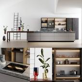 VALCUCINE Genius Loci Kitchen