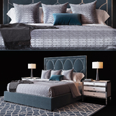 Bernhardt Regan Upholstered King Bed