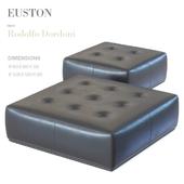Molteni Euston (two pouffes)