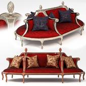Tate Coversational Sofa