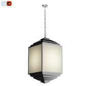 Tivoli Indoor Outdoor Pendant