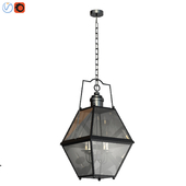 Patina Indoor Outdoor Pendant