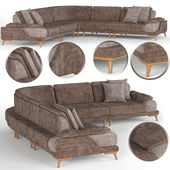 Viyana Corner Sofa
