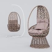 Pangolin chair