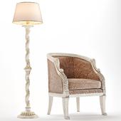 Chair Uttermost Swaun art.23609