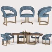 Smania Gatsby Chair