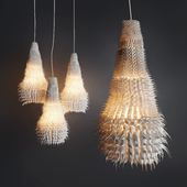 Подвесной светильник Acus дизайн студии Tayga Design