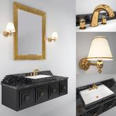 мебель для ванной Armadi Art Nero