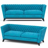 La Ebanisteria Atlantic Sofa