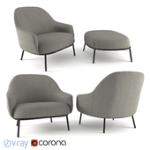 Offecct Shift Classic Chair