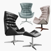 THONET 808 Lounge Armchair