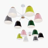 BOTIMI Набор из 4-х потолочных светильников