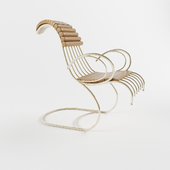 Arm chair bird