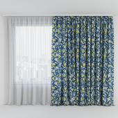 Curtains NOUKKU MIST