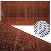 perforated metal panel N21
