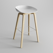 The Bar Stool About A Stool Aas 32 - HAY
