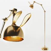 The Emily & Meritt Bunny Floor Lamp