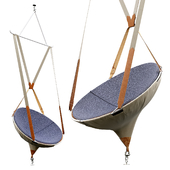 CHAISE SUSPENDUE / HANGING CHAIR