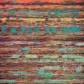 Wood Облезла краска