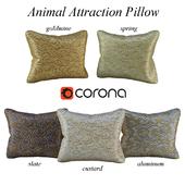 Animal Attraction Pillow