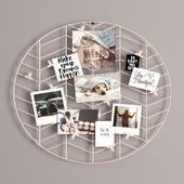 рамка для фотографий la redoute Piloua