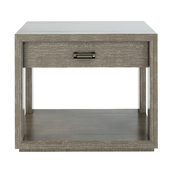 Wyeth bedside table by Holly Hunt