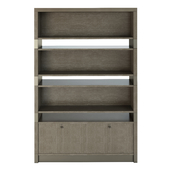 Huron bookcase by Holly Hunt