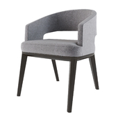 Minerva dinning chair by Holly Hunt
