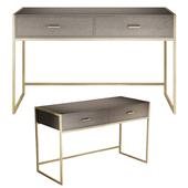 Charlotte James - Chatton Desk
