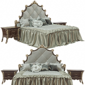 Ceppi style bed