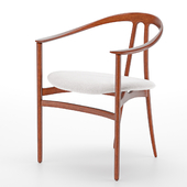 Bianca Arm Chair dark