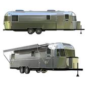 Airstream_Travel Trailers