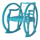 Детское кресло-качалка Ticking Clock Kid