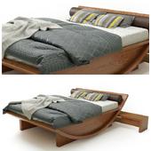 Unique design bed modern