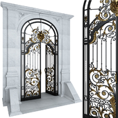 Entarance Door Gate