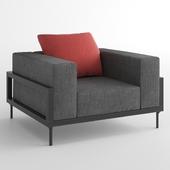 Talenti Cleo Alu Living Armchair / Кресло