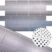 perforated metal panel N26