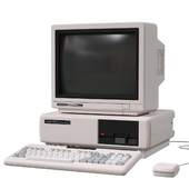 Tandy 1000 Personal Computer