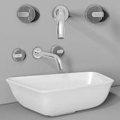 раковина Planit Delado basin & Graff Mod plus faucet 1