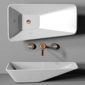 раковина Planit Lux basin & Graff Mod plus