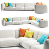 Paola Lenti MELLOW Sofa