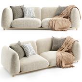 Paola Lenti MELLOW Sofa 2 seater