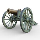 Пушка Единорог